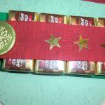 Фото 27: Сладкие погоны из шоколада ко Дню Защитника Отечества в подарок