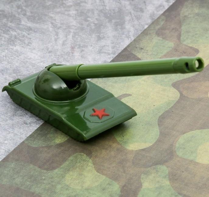 подарить ручку танк на 23 февраля