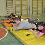 Фото 28: Конкурс на сборку винтовки и меткость для старшеклассников