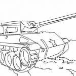 Фото 48: Рисунок советского танка