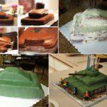 Фото 69: Как приготовить торт танк своими руками