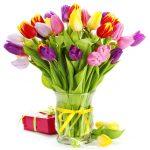 Фото 35: Тюльпаны к 8 Марта