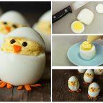 Фото 104: Цыплята из яиц