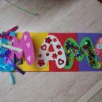Фото 118: Украсить открытку стразами для мамы