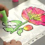 Фото 86: Нарисовать витражный рисунок на файле