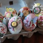 Фото 41: Объемный декупаж яиц