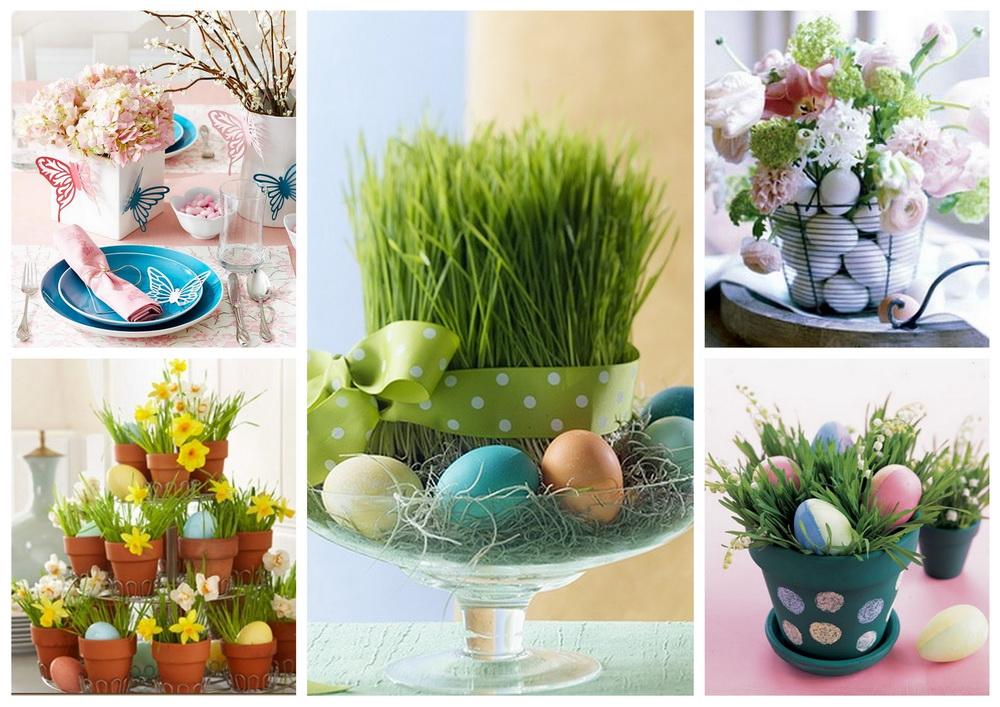 Декор яиц к пасхальному столу