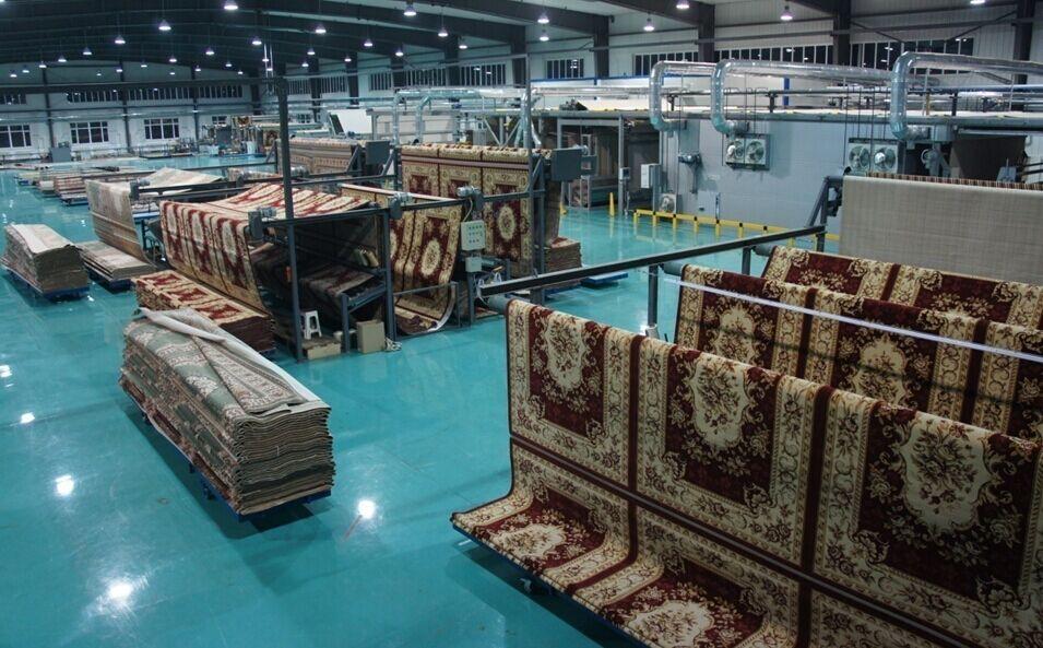 В современном производстве ковров используют уникальные технологии, которые препятствуют появлению плесени и моли в шерстяных изделиях