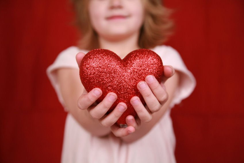 Сердце в дар