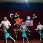 Фото 16: Танец пап и дочек на 23 февраля
