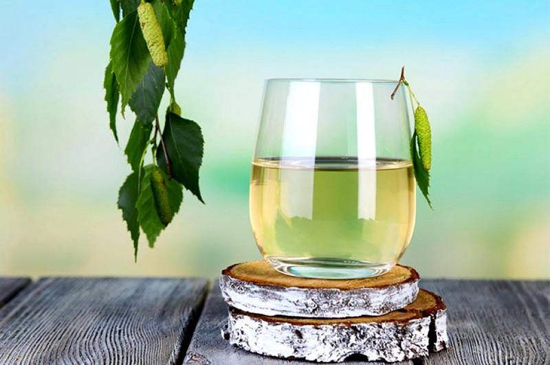 березовое вино
