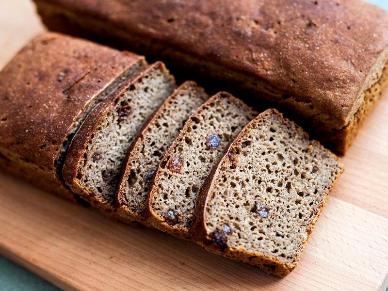 бородинский хлеб при приготовлении кваса