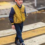 Фото 44: Желтый бомбер