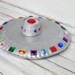 Фото 28: Игрушка НЛО из тарелки