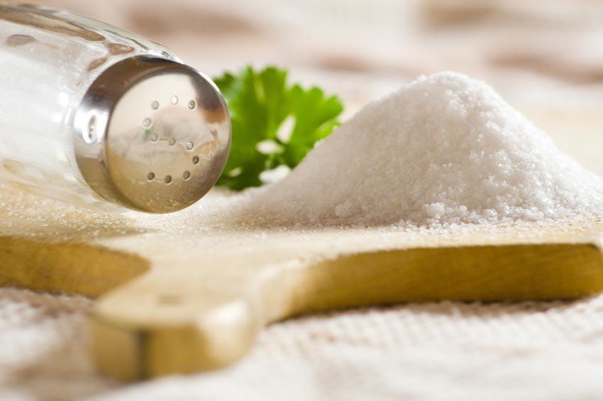 Для засолки лучше выбирать соль без содержания йода