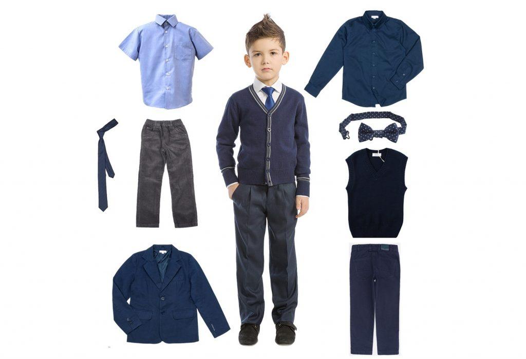 Пример школьного комплекта