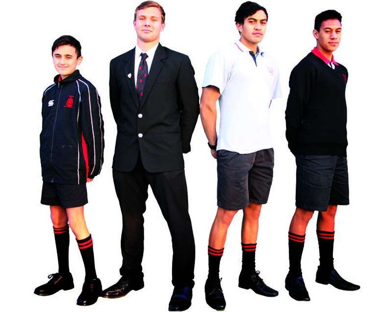 Повседневная и спортивная школьная форма