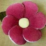 Фото 56: Подушка-цветок