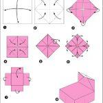 Фото 82: Кровать оригами