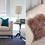 Фото 36: Меховые чехлы для подушек