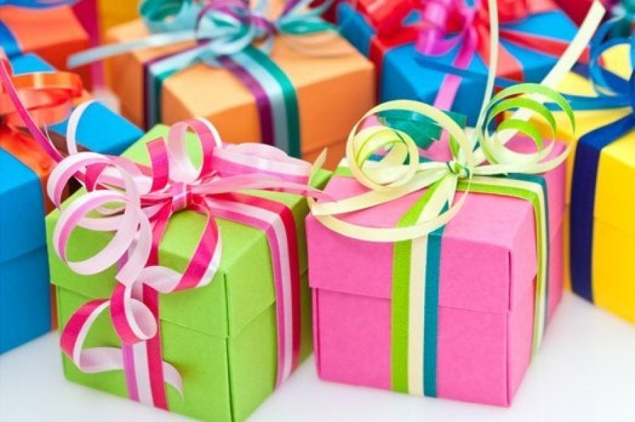 Подарки за конкурсы