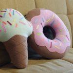 Фото 114: Подушки-сладости