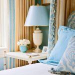 Фото 46: Бежевый и голубой цвет в интерьере картинка