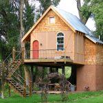 Фото 32: Дачный домик картинка
