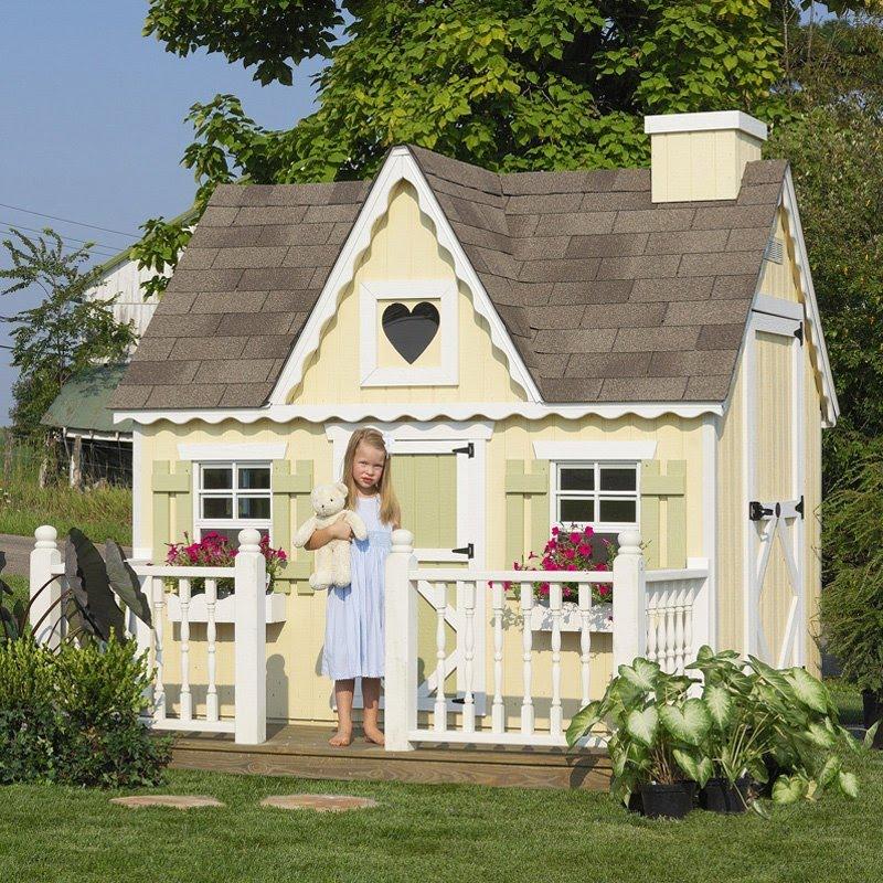 Детский домик для девочки
