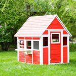 Фото 26: Детский домик красочный