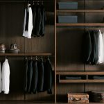 Фото 122: Дизайн линейного гардероба