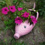 Фото 20: Фигурка из пластика для сада