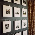 Фото 14: Форомление фотографии на стене