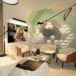 Фото 25: Фото готового дизайна салона красоты