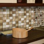 Фото 124: Фото плитки на кухне