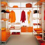 Фото 116: Фото примера планировки гардеробной