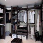 Фото 97: Гардеробная комната своими руками из кладовки