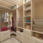Фото 106: Характерные черты гардеробной