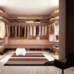 Фото 128: Идея П образого гардероба