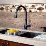Фото 117: Керамическая плитка для кухни