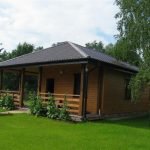 Фото 6: Красивые дачные домики
