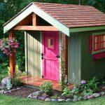 Фото 62: Красивый детский домик фото