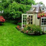 Фото 76: Красивый дизайн сарая