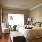 Фото 22: Мега красивая спальня в бежевых тонах