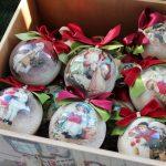 Фото 8: Набор елочных шаров