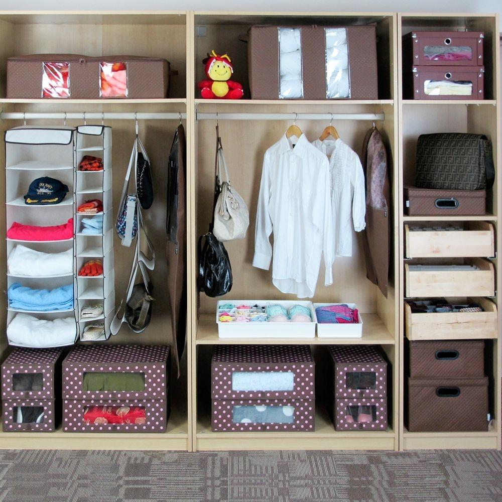 Нижний отдел гардероба