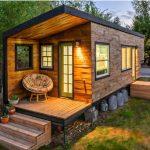Фото 4: Одноэтажный сборной дачный дом