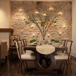 Фото 98: Красивая стена на кухне
