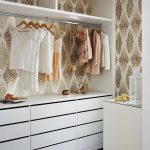 Фото 91: Оформление света в гардеробной