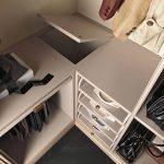 Фото 123: Планировка гардеробной фото